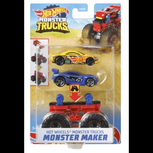 Hot Wheels Monster Trucks Maker Bone Scorpedo (GWW13/GWW14)