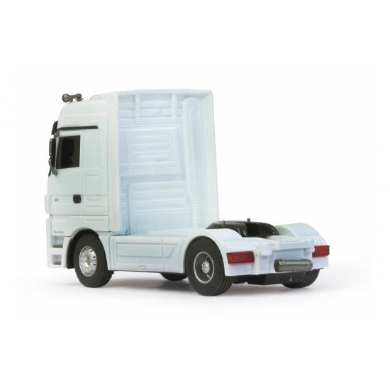 Mercedes-Benz Actros white 1:32 27Mhz(403640)