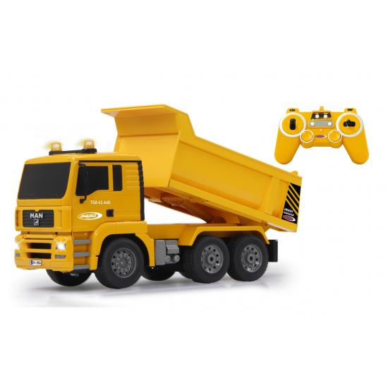 Dump Truck MAN 1:20 2,4GHz(405002)