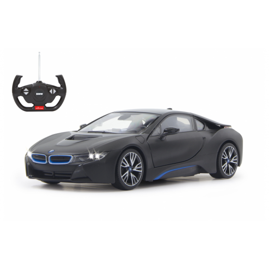 BMW I8 1:14 Battery Pack black 40MHz manual door(405027)
