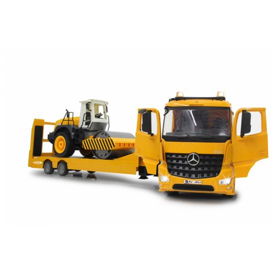 Flat Bed Truck Mercedes-Benz Arocs 1:20 2,4GHz(405107)