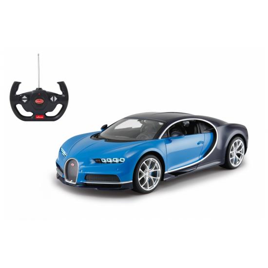 Bugatti Chiron 1:14 blue 40MHz(405135)