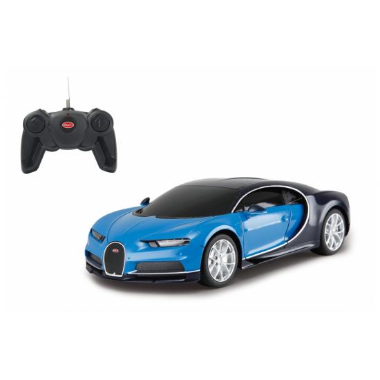 Bugatti Chiron 1:24 blue 40MHz(405137)