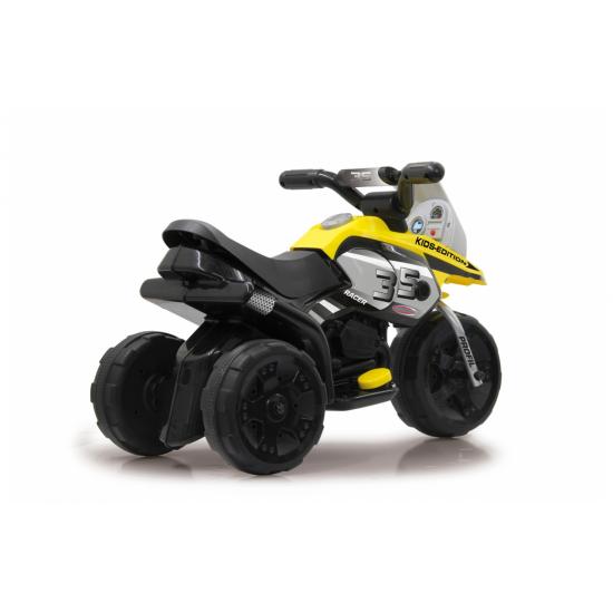 Ride-on E-Trike Racer yellow(460226)