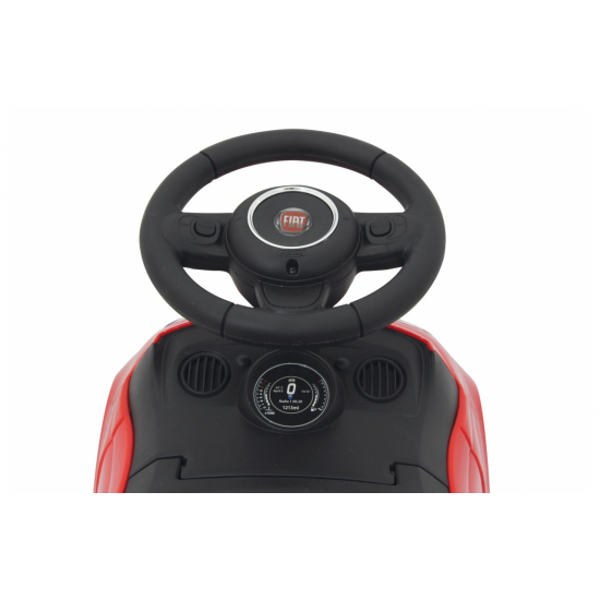 Push Car Fiat 500 red(460326)
