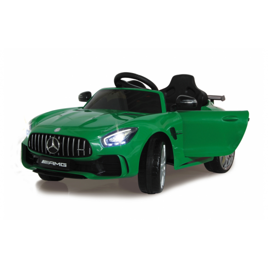 Ride-on Mercedes-Benz AMG GT R green 2,4G 12V (460361)