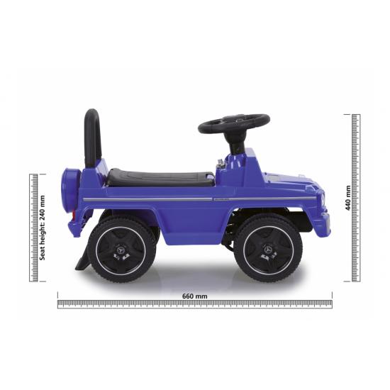 Push Car Mercedes-AMG G 63 blue(460404)