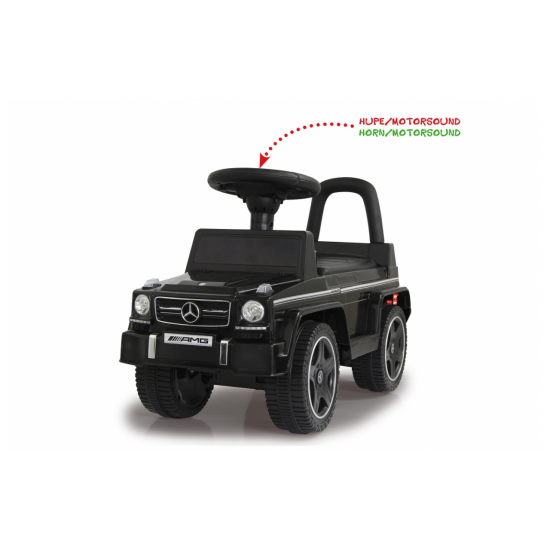 Push Car Mercedes-AMG G 63 black(460405)