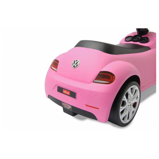 Push Car VW Beetle pink(460406)