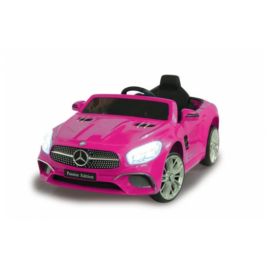 Ride-on Mercedes-Benz SL 400 pink 12V (460440)