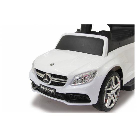 Push Car Mercedes-AMG C 63 white 3in1(460448)