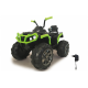 Ride-on Quad Protector green 12V(460450)