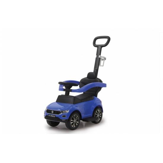 Push car VW T-Roc 3in1 blue(460462)