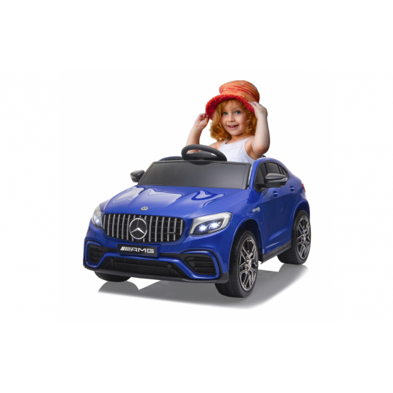 Ride-on Merecedes-Benz AMG GLC 63 S Coupe blue (460650)