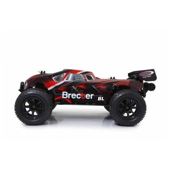 Brecter Truggy 1:10 BL 4WD Lip o 2,4G LED(59740)