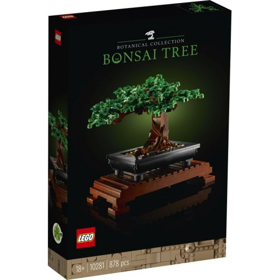 Lego Creator Bonsai Tree (10281)