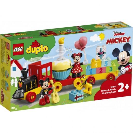 Lego Duplo Mickey & Minnie Birthday Train (10941)