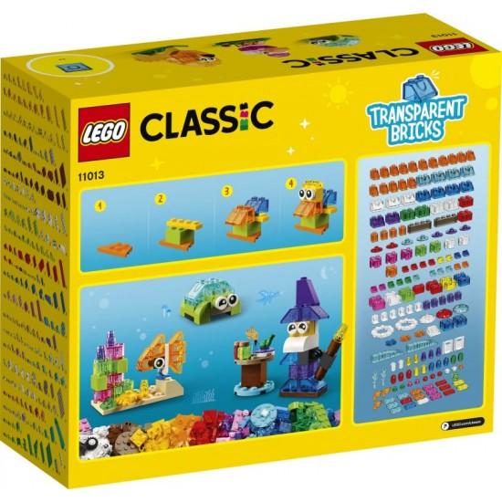 Lego Classic Creative Transparent Bricks (11013)