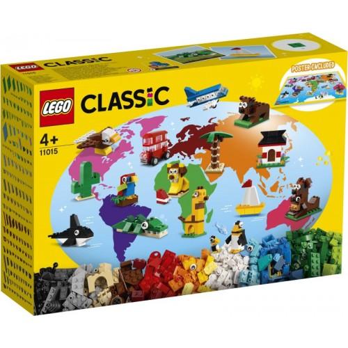 Lego Classic Around the World (11015)