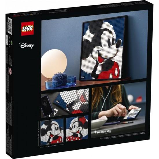 Lego Art Disney's Mickey Mouse (31202)