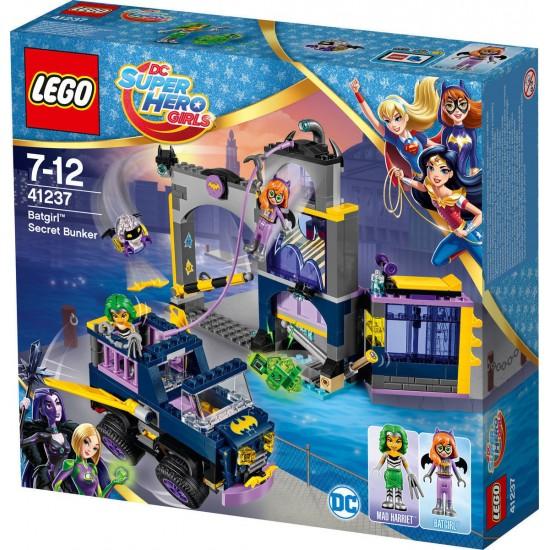 Lego DC Super Heroes: Batgirl Secret Bunker(41237)