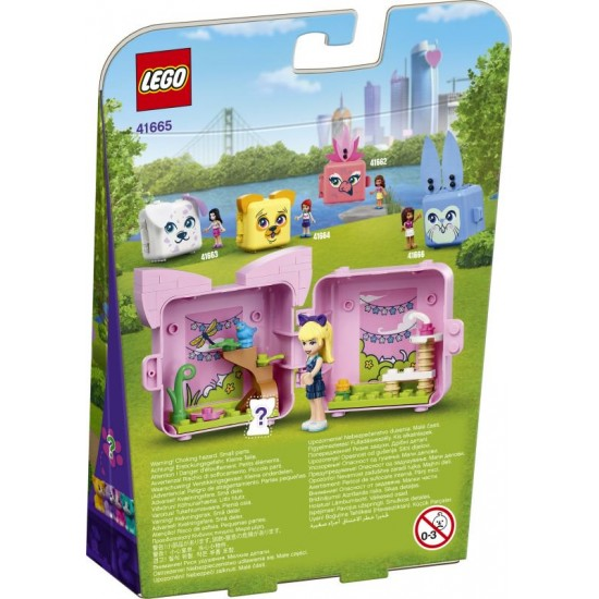 LEGO Friends Stephanie's Cat Cube (41665)