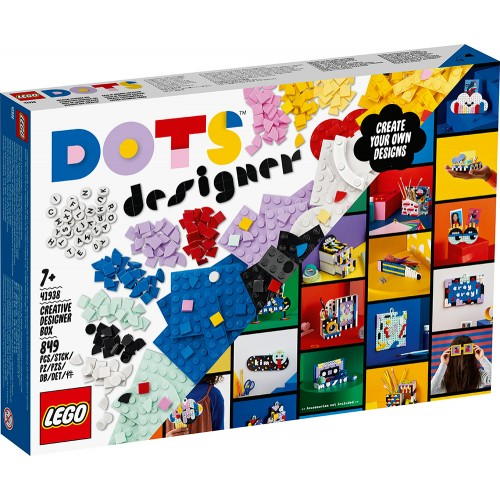 Lego Dots Creative Designer Box (41938)