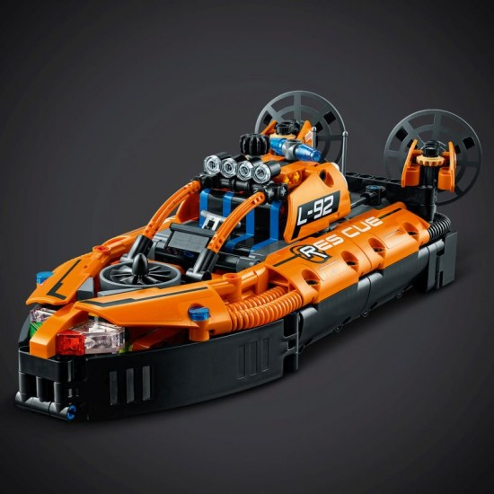 Lego Technic Rescue Hovercraft (42120)