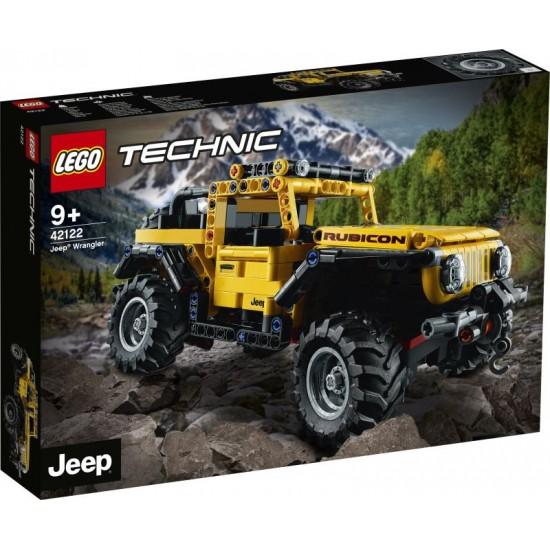LEGO TechnicJeep Wrangler (42122)