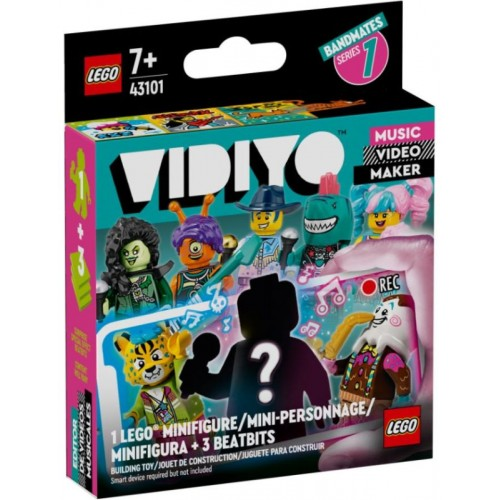 Lego Vidiyo Bandmates Serie 1 (43101)