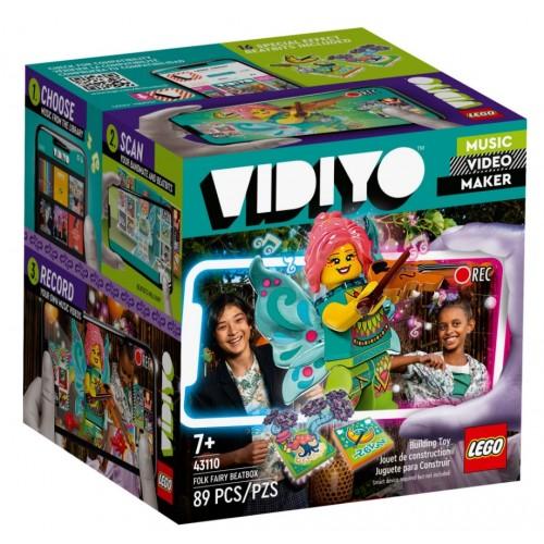 Lego Vidiyo Folk Fairy BeatBox (43110)