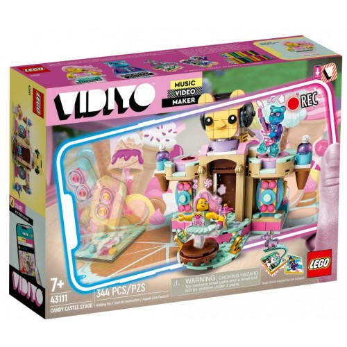 Lego Vidiyo Candy Castle Stage (43111)