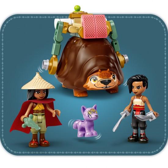 Lego Disney Princess Disney Raya and the Heart Palace (43181)