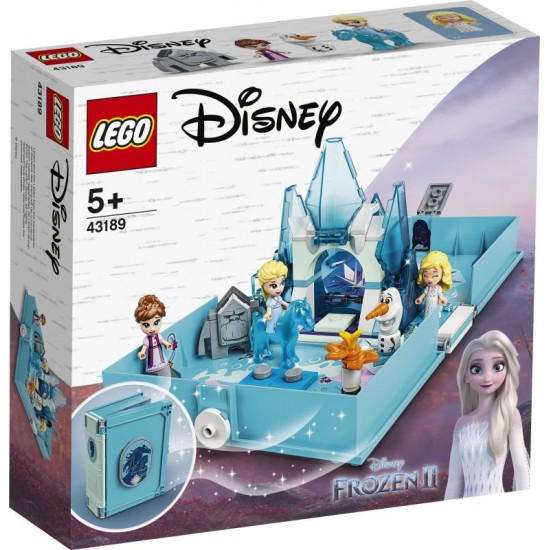 Lego Disney Princess Elsa And The Nokk Storybook Adventures (43189)