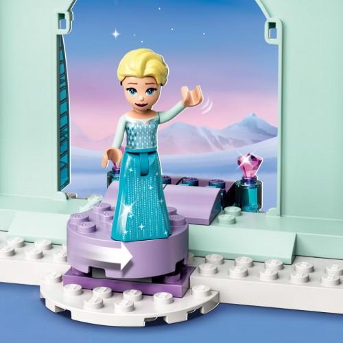 Lego Disney Princess Anna And Elsa's Frozen Wonderland (43194)