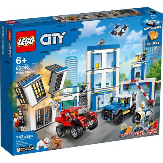 LEGO City Police Station (60246)