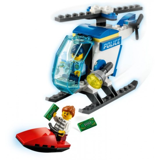 LEGO City Police Helicopter (60275)