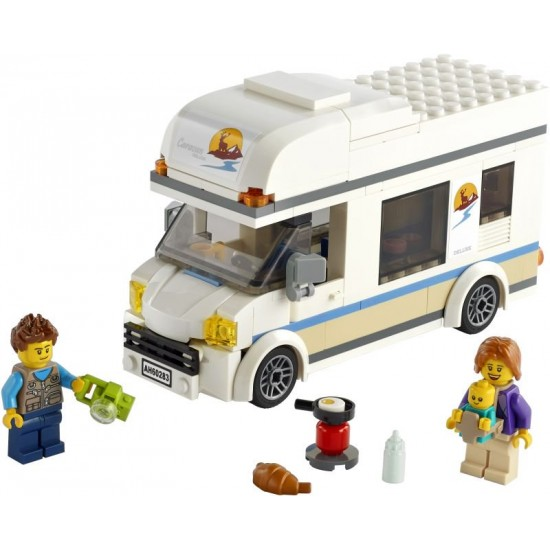 Lego City Holiday Camper Van (60283)