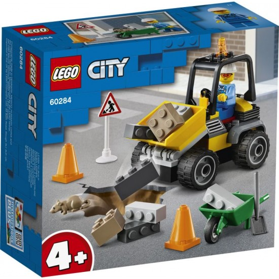 Lego City Roadwork Truck (60284)