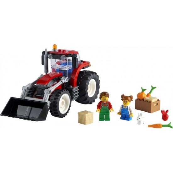 Lego City Tractor (60287)