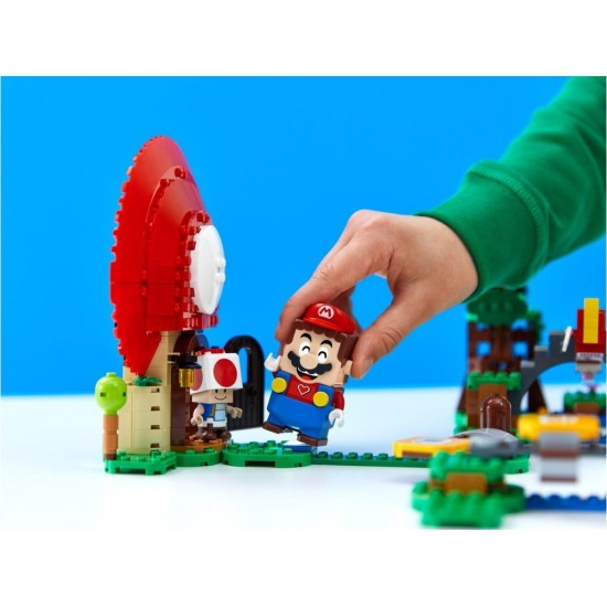 Lego Super Mario Toad's Treasure Hunt Expansion Set (71368)