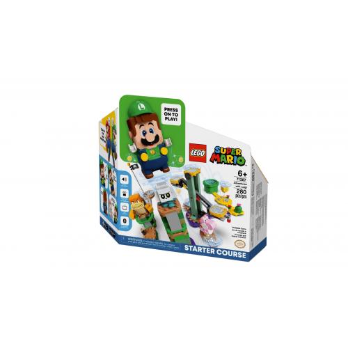 LEGO Super Mario Adventures with Luigi Starter Course (71387)