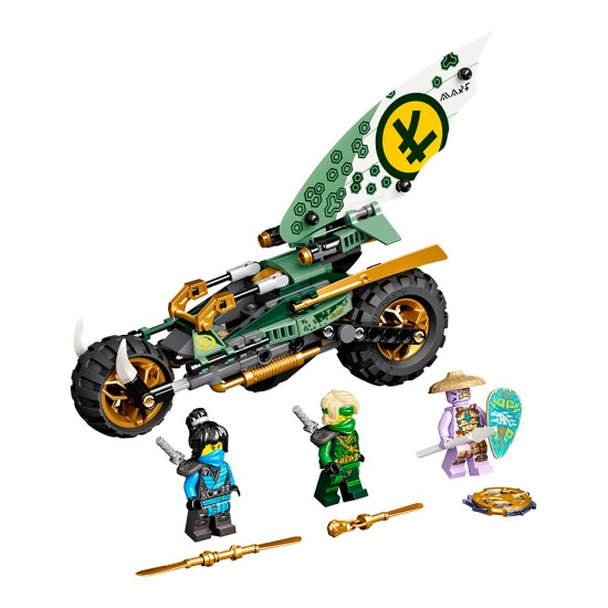 Lego Ninjago Lloyds Jungle Chopper Bike (71745)