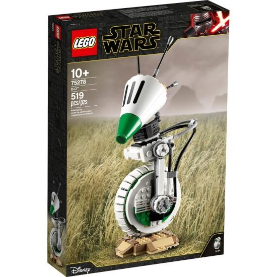 Lego Star Wars  D-O (75278)