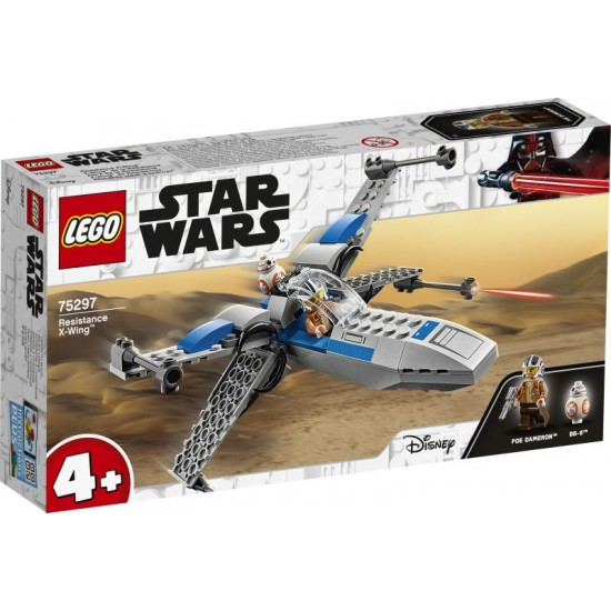 Lego Star Wars Resistance X-Wing (75297)