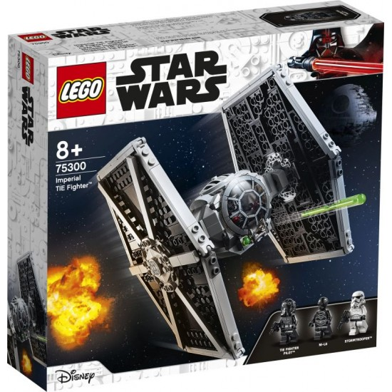 Lego Star Wars Imperial TIE Fighter (75300)