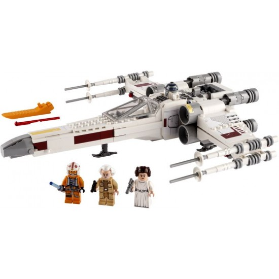 Lego Star Wars Luke Skywalker's X-Wing Fighter (75301)