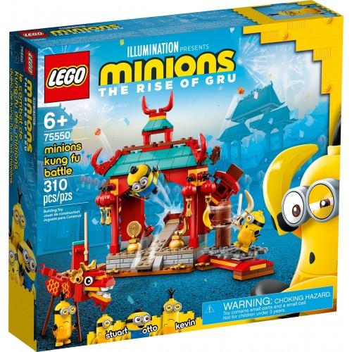 Lego Minions Kung Fu Battle (75550)