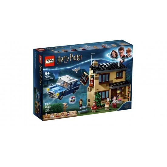 LEGO Harry Potter 4 Privet Drive ( 75968)