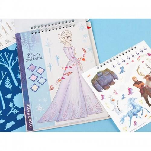 Make it Real - Disney Frozen 2: Fashion Design Sketchbook  (4207)